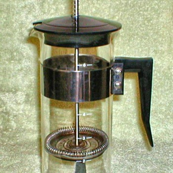 French Press Coffee Maker - Kitchen
