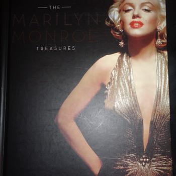 The Marilyn Monroe Treasures by Jenna Glatzer - Books