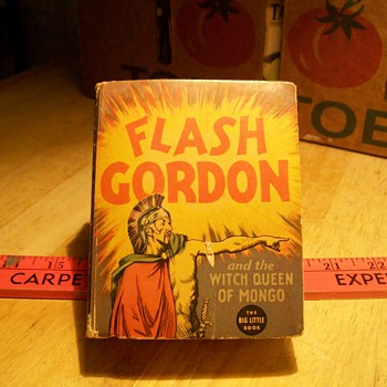 Flash Gordon comic book