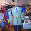 Inspector Gadget Doll, Complete, Out Of Box.  Fun To Play With!  Ha Ha