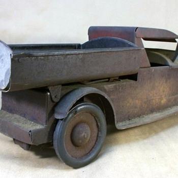 Turner Packard dump truck 1920's #266