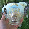 Northwood Everglades Opalescent Creamer *Updated Pictures*