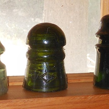 Diamong Glass Insulator CD 102