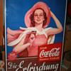 1937 summer girl, big poster