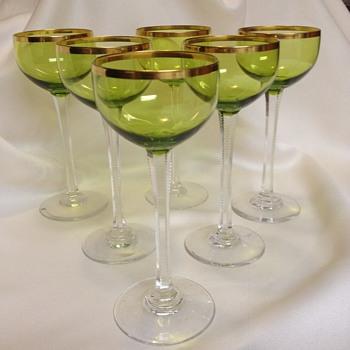 Crystal Stemware - Glassware