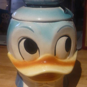 Vintage Donald Duck CJ ?