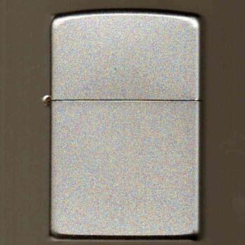 "2004 - ""Zippo"" Lighter (Marlboro)"