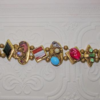 Vintage Slide Bracelet 2