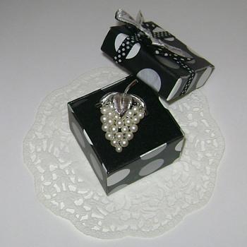 Vintage Crown Trifari Brooch - Costume Jewelry