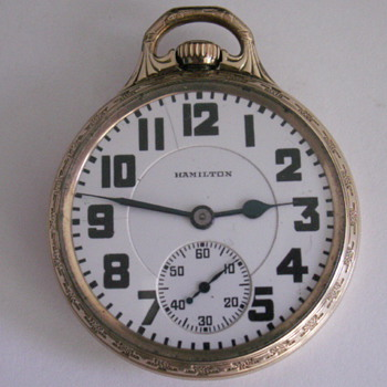 Hamilton 992L - Pocket Watches