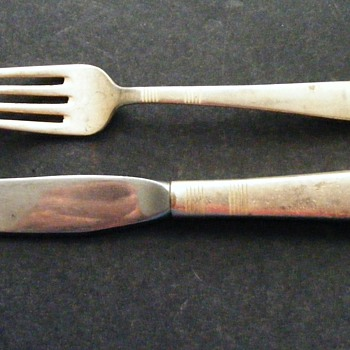 Are these Colonial Airline flatware as well?