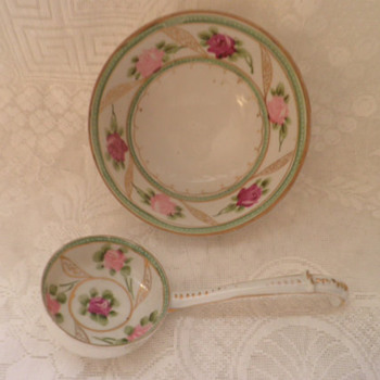 Antique Nippon Dishes