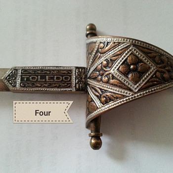 Toledo Letter Opener