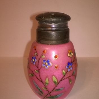 Unusually Decorated Shaker