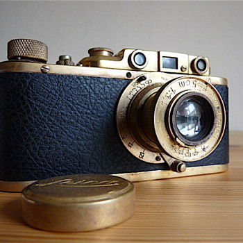 Zenit/Zorki Russian counterfeit Luftwaffe Leica IIIC - Cameras