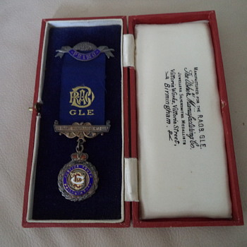 1939 Medal Justice Truth Philanthropy
