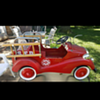 Springfield fire dept pedal car