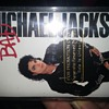 Michael Jackson promotional cassette tape of BAD