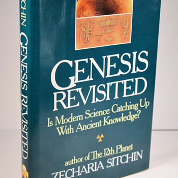 Genesis Revisited by Zecharia Sitchin (hc)