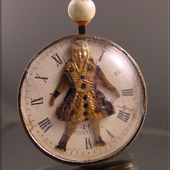 Brevete Penny Toy Watch c.1800's