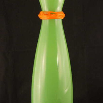 Wild BAG Vsetin Vase - Rony Plesl for Barovier & Toso - Art Glass