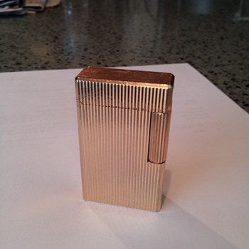 Mystery lighter - Tobacciana