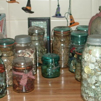 Canning Jars - Bottles