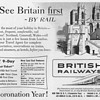 1953 - British Railways Advertisements
