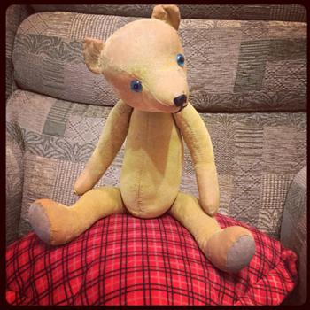 Marvin the Teddy