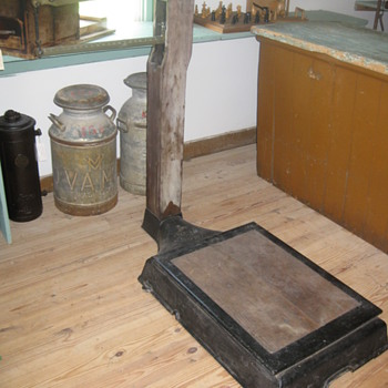 Scales, Platform, J. D. Dales - Tools and Hardware