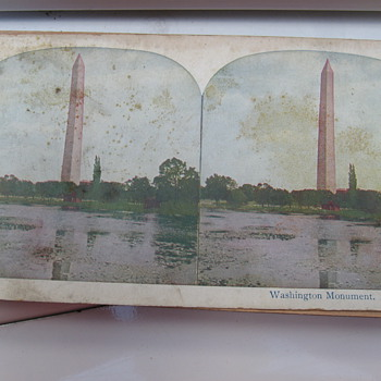 stereoview cards ...