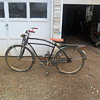 would like to restore this old bicycle