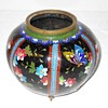 Asian Cloisonne Enamel Censer, early 1900