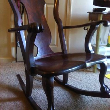 Mystery Rocking Chair - Furniture