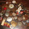 Organization pins