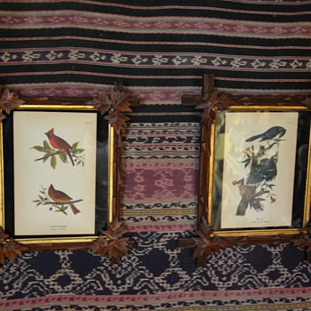 Shabby Cabin Chic Framed Prints - Present to my dad - Animals