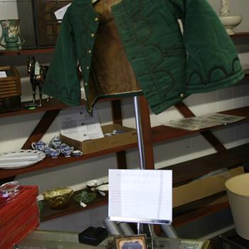 Early 1870's little dead boys jacket - Accessories
