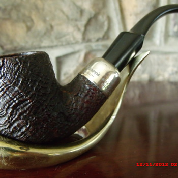 A very nice unused Peterson's 307 Pipe made in Dublin, Ireland  - Tobacciana