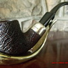 A very nice unused Peterson&#039;s 307 Pipe made in Dublin, Ireland 