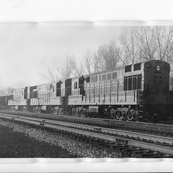 Lackawanna &amp; Erie-Lackawanna Railroad Photos