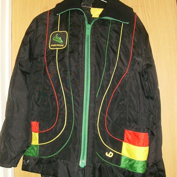 1970's -- JOHN DEERE Liquifire Snow Suit (Ladies) - Womens Clothing
