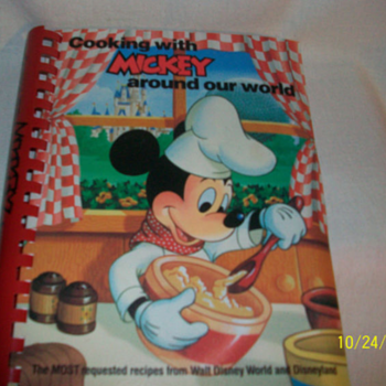 Cooking With Mickey Around Our World... - Kitchen