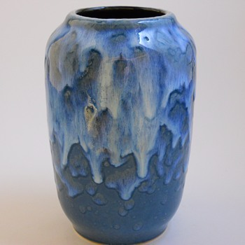 Sad Story for a Bohemian Vase(not over yet) - Art Glass