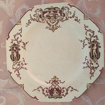 Lucullus plate.