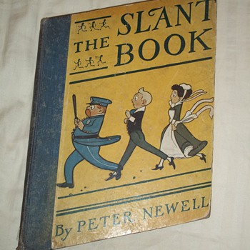 The Slant Book, by Peter Newell 1910