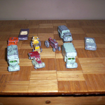 Match Box Toys - Model Cars