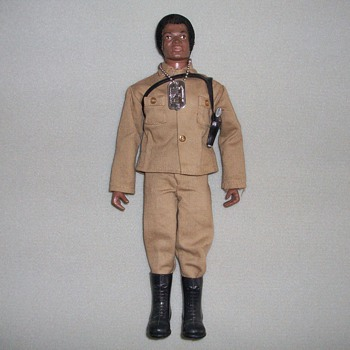 G.I.Joe Black Adventure Team Member - Toys