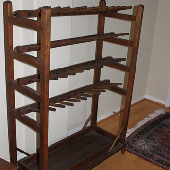 Boot Rack - Furniture