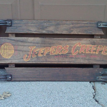 &quot;Jeepers Creeper&quot; mechanics creeper - Tools and Hardware
