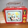 LOONEY TUNES SYLVESTER &amp; TWEETY LUNCH PAIL